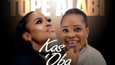 "Photo of Psalmos and Tope Alabi team up for New Single ""Kos'Oba Bi Re"""