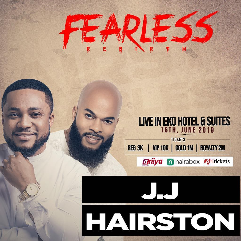 Tim Godfrey_JJ Hairston Fearless 2019
