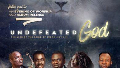 Undefeated God Album - Femi Okunuga