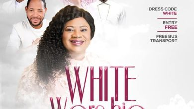 Photo of WHITE Worship 2019: Frank Edwards, Steve Crown, More to Headline Event