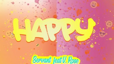 """Photo of Andre """"Servant"""" O'Neal & V.Rose collaborate on """"Happy"""" (single & video)"""