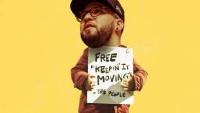 "Photo of Andy Mineo ""Keepin It Movin"" with New Release ft. Guvna B"