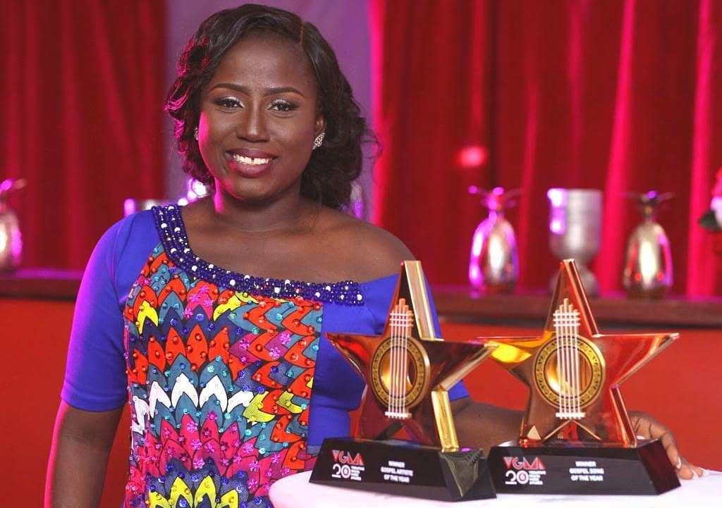 Mo Ne Yo! Diana Hamilton Wins BIG at VGMA 2019 Awards | GMusicPlus com