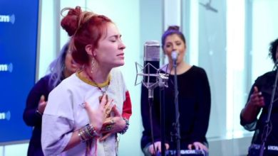 Photo of Lauren Daigle Sings Hit Single 'You Say' live at SiriusXM