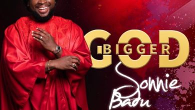 Photo of Sonnie Badu – Bigger God [NEW MUSIC]