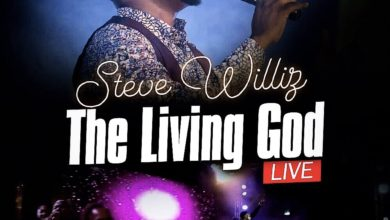 "Photo of MUSiC :: Steve Williz – ""The Living God"" (Live) + Lyrics"