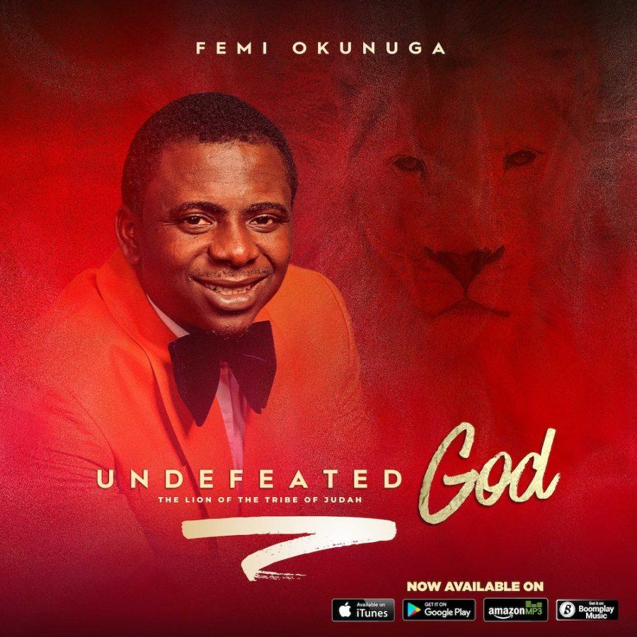 Undefeated God_Femi Okunuga