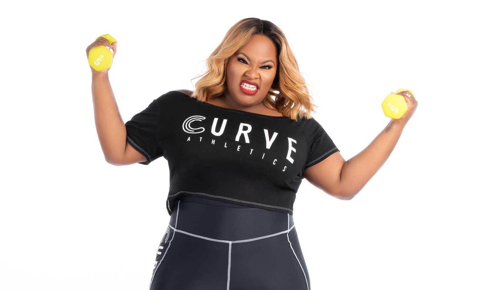 Curve Athletics - Tasha Cobbs