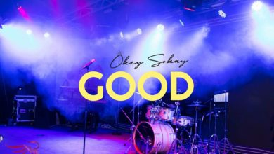 "Photo of Okey Sokay Releases ""GOOD (Live)"" –  AUDIO / VIDEO"