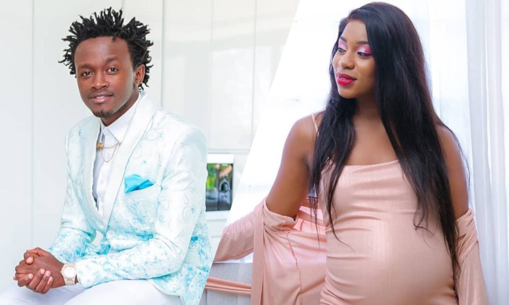 Bahati and Wife Diana are Expecting their second Child