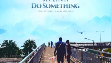 """Photo of Oba Reengy Brings Afro-House Vibes to """"Do Something"""" (Prod. By Tbabz)"""