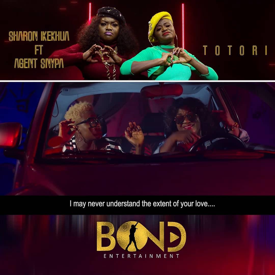 Sharon Ikekhua - Totori Video