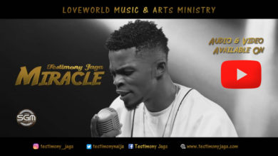 Testimony Miracle