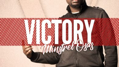 """Photo of Minstrel Osas Declares """"Victory"""" with New Single"""