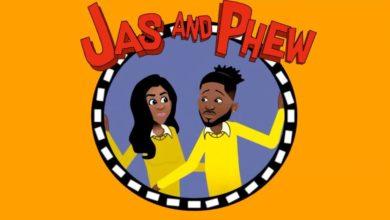 "Photo of 1k Phew & Wife Launch YouTube Series ""Jas and Phew"""
