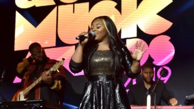 Photo of Jekalyn Carr Shines at the 34th Annual Ascap Rhythm & Soul Awards
