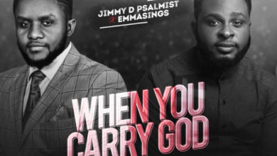 "Photo of ViDEO: Jimmy D Psalmist – ""When You Carry God"" feat. Emmasings"