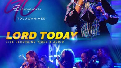 "Photo of Toluwanimee Drops ""Lord Today"" (Live) from 'Go Deeper' Concert"