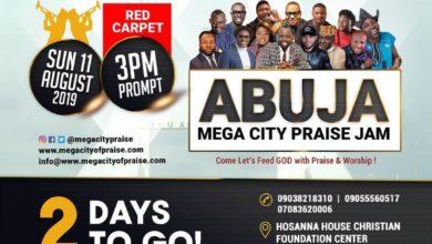 Abuja Mega City Praise Jam