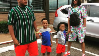 Photo of The Benjamins: Eben Shares Adorable Photo with His Family