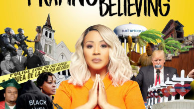 "Photo of Erica Campbell Delivers New Anthem ""Praying And Believing"""