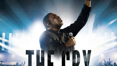"Photo of William McDowell's New Album ""THE CRY,"" Available Now!"