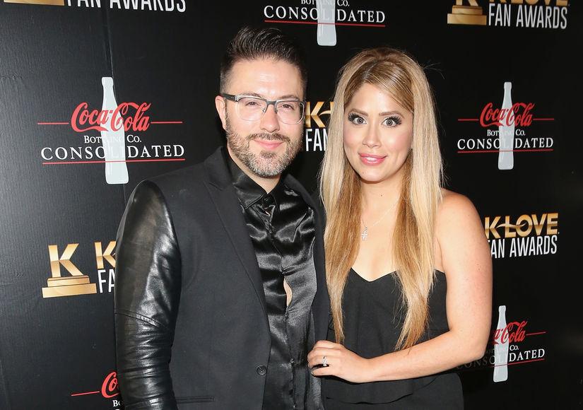 Danny Gokey & Wife