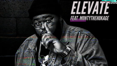 """Photo of J. Crum & Montythehokage """"ELEVATE"""" for New Single"""