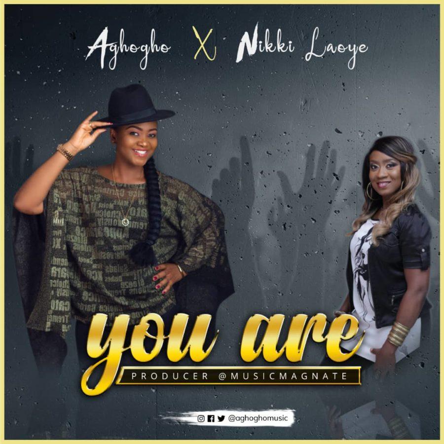 Aghogho You Are Artwork