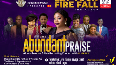 "Photo of [Event] El' Grace Preps ""Abundant Praise"" Concert ft. Efe Nathan, Bukola Bekes, More"