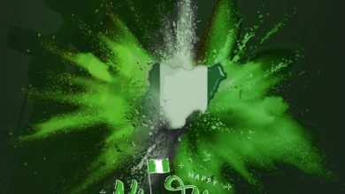 "Photo of ""Nigerians Keep Believing"" – Happy 59th Independence Day!"