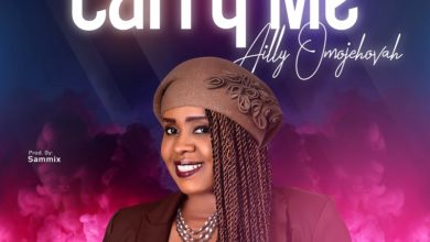 Photo of Music: Ailly OmoJehovah – 'Carry Me'