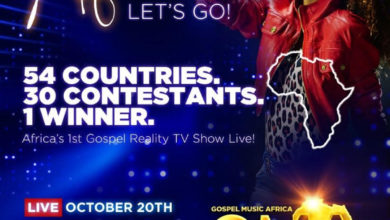 Photo of The 'Gospel Music Africa' Reality TV Show Kicks Off – See Contestants!
