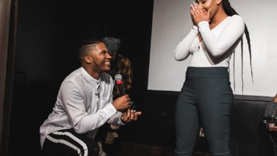 Photo of Wedding Bells: JJ Hairston's Son, James Proposes to His Girlfriend