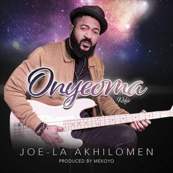 Joe-La Onyeoma