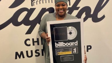 Photo of Tasha Cobbs Leonard Tops Gospel Airplay Chart With – 'You Know My Name (Live)'