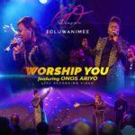 Toluwanimee Worship Art Cover