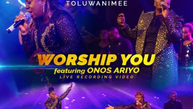 "Photo of Toluwanimee – ""Worship You"" (Live) feat. Onos Ariyo"