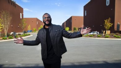 Photo of Inside Tyler Perry's New 300-Acre Film Studio [Video]