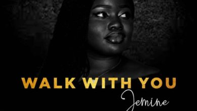"""Photo of Jemine Releases Her Debut Single """"Walk With You"""""""
