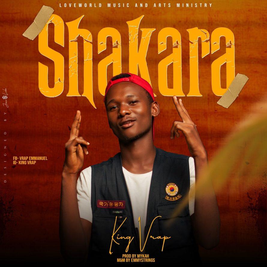 King V Rap - Shakara