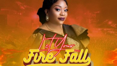 "Photo of El' Grace Releases ""Let Your Fire Fall,"" from Her Debut Album"