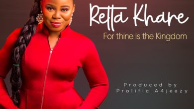 """Photo of Retta Khare Releases """"For Thine Is The Kingdom"""" – New Single!"""