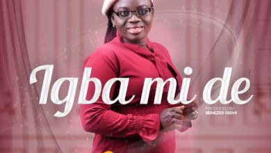 "Photo of Justina Adeyemo Releases New Song ""Igba Mi De"""