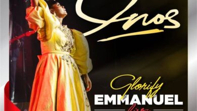 "Photo of Onos Ariyo Drops Live Video to ""Glorify Emmanuel"""