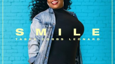 Photo of SMILE: Tasha Cobbs Leonard Re-Releases Her Debut Album (Listen)
