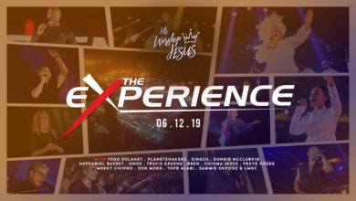 Photo of The Experience Lagos 2019 set for Dec. 6 – Line-up Unveiled!