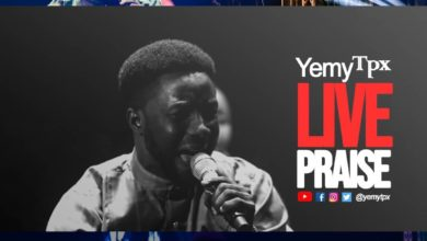 "Photo of Yemy Tpx Releases ""You No Be Man"" (Live Praise) to Great Acclaim"