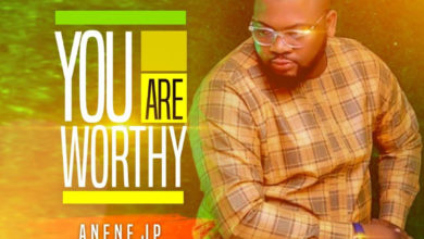 "Photo of AneneJP Shares New Song ""You Are Worthy"""