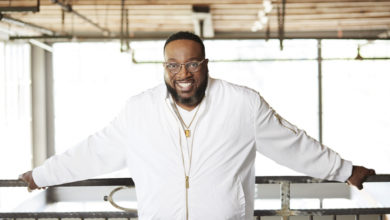 Photo of Surprise Guest: Marvin Sapp Performs at P. Diddy's 50th Birthday Party